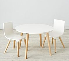 Shop Pint Sized Table And Chairs Set. This Toddler Table And Chairs Set Is  Perfectly Scaled Down For Little Ones. And, While It May Be Smaller In  Size, ...