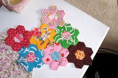 More beautiful hexagons!