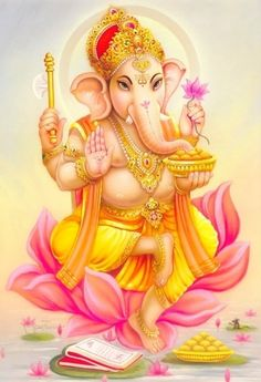 Lesson 4 : Are some people making your life hard? You don't have to fight them. Learn how baby #Ganesha humbled Lord Kubera, the great god of wealth.