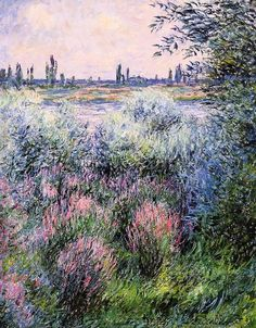 Claude Monet A Spot On The Banks Of The Seine painting for sale, this painting is available as handmade reproduction. Shop for Claude Monet A Spot On The Banks Of The Seine painting and frame at a discount of off. Camille Pissarro, Claude Monet, Pierre Auguste Renoir, Monet Paintings, Landscape Paintings, Artist Monet, Arte Van Gogh, Edgar Degas, Impressionist Paintings
