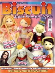 magazine, revista Biscuit, Magazine Crafts, Picasa Web Albums, Cake Tutorial, Cold Porcelain, Ronald Mcdonald, Polymer Clay, Diy And Crafts, Sculptures