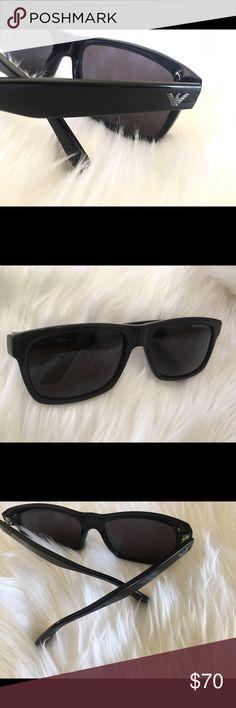 Vintage Emporio Armani Polarized Sunglasses Emporio Armani EA 9880 P/S 307 3H  In great condition Emporio Armani Accessories Sunglasses