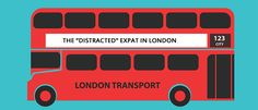 20 FUNNY truths about DISTRACTED EXPATS in London... #London #Expats