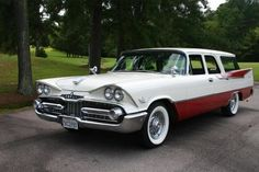 1959 Dodge Spectator only 3,437 of them where ever built