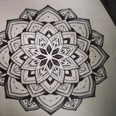 Mandala Designs, oneonine: #Mandala por #fraise @ #oneoninetattoo ...