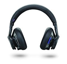 Plantronics BackBeat PRO Wireless Noise Canceling Hi-Fi Headphones with Mic - Compatible with iPhone, iPad, Android, and Other Smart Devices