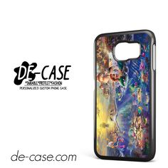 Disney Ariel The Little Mermaid DEAL-3290 Samsung Phonecase Cover For Samsung Galaxy S6 / S6 Edge / S6 Edge Plus