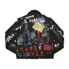 Jonathan Cheban Wears Bond Vault Jacket, Wanderluste T-Shirt, Amiri Jeans and Del Toro Boots | UpscaleHype