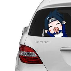SIZE The HUG SERIES Car Decals have 3 different sizes to choose from. Length varies between the characters. SIZES INCHES (WIDTH) CM (WIDTH) SMALL 7.87 inches 20 cm MEDIUM 9.84 inches 25 cm LARGE 11.81
