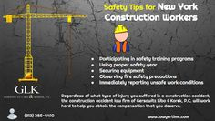 Safety Tips for New York Construction Workers