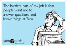 Sometimes Photojenik: 5 Stages of a Night Shift