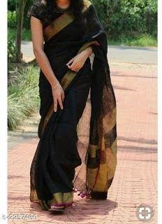 New Look Black Color Soft Silk Designer Saree – Beautiful Saree Kerala Saree, Indian Sarees, Bengali Saree, Churidar, Anarkali, Kurti, Silk Saree Blouse Designs, Stylish Sarees, Trendy Sarees
