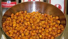 Chick Pea Frenzy!!! - A Culinary Journey With Chef Dennis
