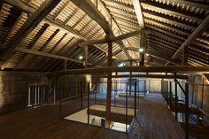 Fukuchiyo sake brewery by yHa Architects