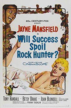 Jayne Mansfield and Tony Randall in Will Success Spoil Rock Hunter? (1957)