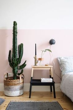 Minimal Pink \ Bedroom Interior Design \ Home Decor Home Bedroom, Bedroom Decor, Wall Decor, Bedroom Ideas, Bedroom Furniture, Furniture Ideas, Bedroom Styles, Bedroom Candles, Master Bedroom