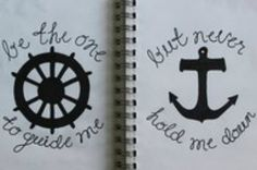 Although everyone and their cousin is getting anchors I do love the meaning of this one.