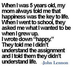 Famous Quotes - John Lennon