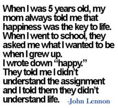 I wonder what my LA teacher would say if I said this.......;)