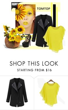 """@tomtopstyle 11."" by marinadusanic ❤ liked on Polyvore featuring women's clothing, women, female, woman, misses, juniors and tomtop"