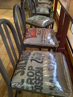 coffee sack cafe - Google Search