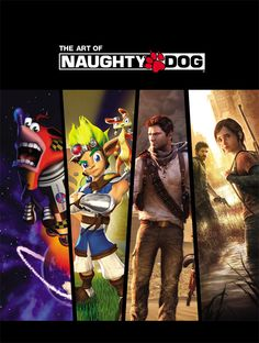 Unboxing The Art of Naughty Dog Limited Edition.