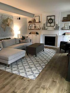10 Modern Farmhouse Living Room Decor Ideas