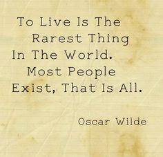 Oscar Wilde is a genius!