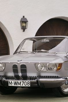 (1965 - 1969) BMW 2000 Cs