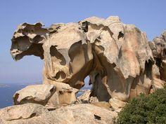 L'Orso - Capo d'orso - Palau - Nord Sardegna.