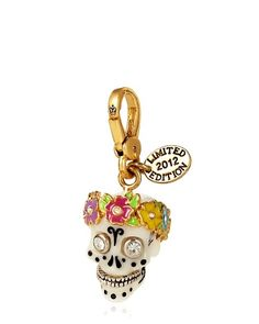 Juicy Couture Charm. I love this but I have no idea what I would do with it.