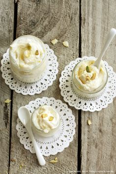 Honey Nut Shrikhand & Yogurt Dessert