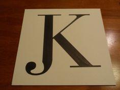 JK #ligature #typography #logo