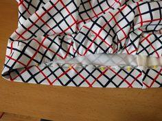 Pánské boxerky – fotonávod « Nitě všude Mens Sewing Patterns, Underwear, Textiles, Lingerie, Briefs, Brazil, Vintage Sewing Patterns, Hot Pants, Bra Tops