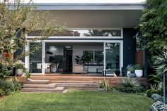 Pergola For Small Backyard Outdoor Areas, Outdoor Rooms, Outdoor Living, Outdoor Decor, Landscape Design, Garden Design, Building A Deck, Building Plans, Backyard Landscaping
