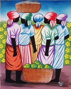 See Haitian Art!