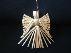 Herbs Crafts Gifts: Straw Ornaments - Popular European Craft