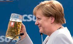 Europeans Must Take Destiny In Own Hands: Angela Merkel's Snub To US