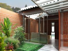 Beautiful Interior Garden Design Ideas Photos - Decoration Design ...