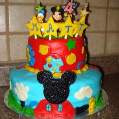 Mickey mouse clubhou