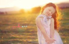 Beautiful redhead...beautiful light by katina