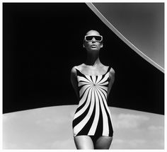 Brigitte Bauer 1966 by FC Gundlach #sunglasses