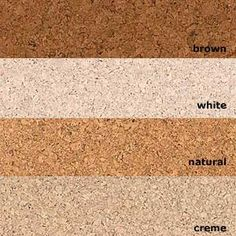 cork flooring - I like white for the kitchen floor: