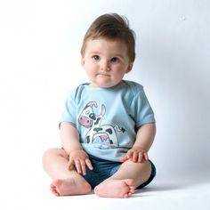 Camiseta yosiquesera para bebé - vaca yosíquesé #yosíquesé #camisetaconestilo #vacapaca #diseñosconalma #camisetabebé #algodónorgánico