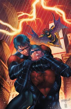 dc new 52 | DC NEW 52 NIGHTWING #4
