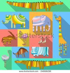 http://www.shutterstock.com/ru/pic-246686290/stock-vector-set-of-flat-icons-with-african-animals.html?rid=1558271