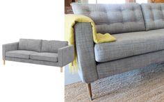 18 kreativa sätt att uppdatera dina ikeamöbler i vardagsrummet - Sköna hem (ikea karlstad)