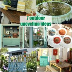 old door {upcycle} how to make a wood coffee table tutorial - the space between Outdoor Fun, Outdoor Spaces, Outdoor Living, Outdoor Decor, Outdoor Ideas, Outdoor Projects, Home Projects, Vintage Thrift Stores, Reuse Recycle