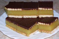 Almás kekszes – finom sütemény sütés nélkül - MindenegybenBlog