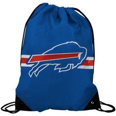 Buffalo Bills Drawstring Backpack #bills #buffalo #nfl